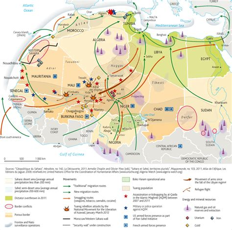 middle east map libya phut and noah begat 3 sons