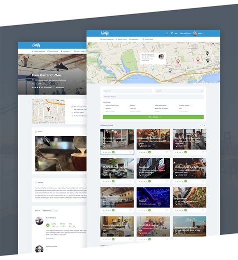 listify theme 10 best wordpress directory themes for modern business