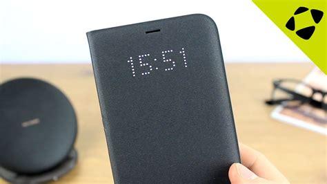 Official Samsung Led View Cover Original Galaxy Note 7 Gold Ifj official samsung galaxy s8 plus led cover review