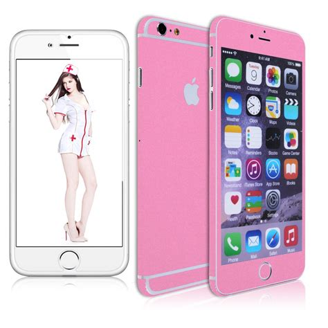 3d Sticker Iphone 6 by Decal Front Back Skin Sticker Cover For