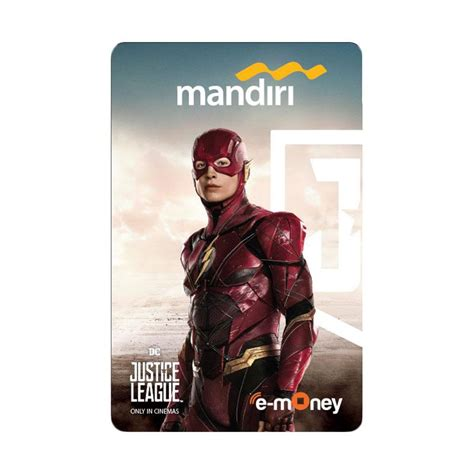 Mandiri E Money Emoney Official Edition Justice League Aquaman jual mandiri e money justice league character edition the