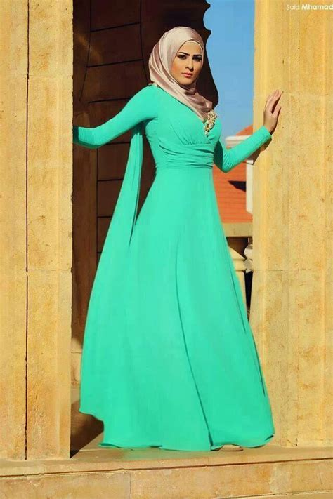 libas moda 2015 hijab فساتين سواريه للمحجبات 2016 باحدث موضة ميكساتك