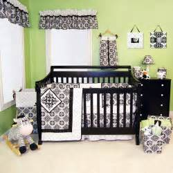 black and white nursery baby ideas