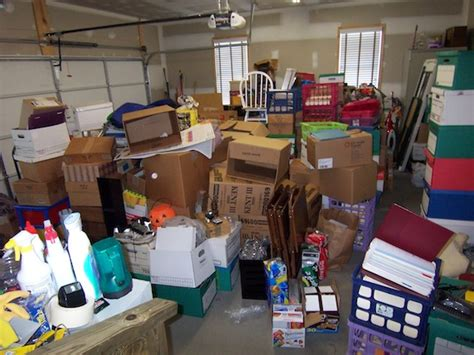 cleaning clutter is your cluttered garage a fire hazard the sparefoot blog