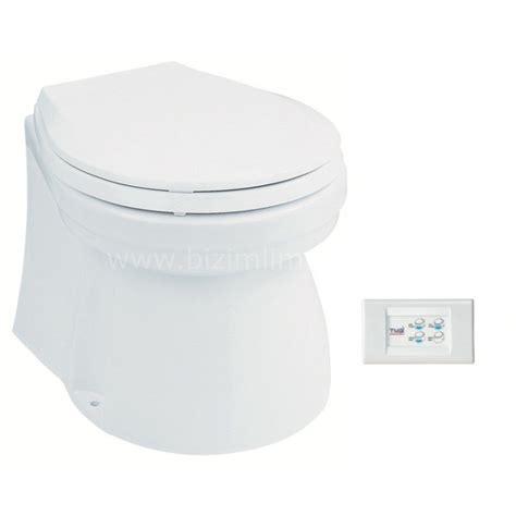 elektrikli sessiz tuvalet  motoryatcom