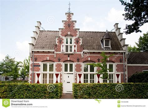 dutch house old dutch house royalty free stock image image 10125336