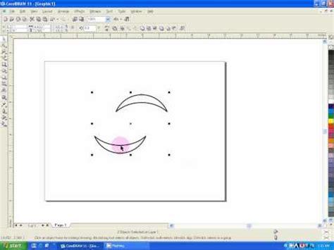 corel draw x4 basic tutorial basic corel draw shaping tutorial youtube