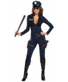 traffic stopping cop officer costume