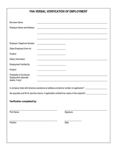 proof of employment template proof of employment template