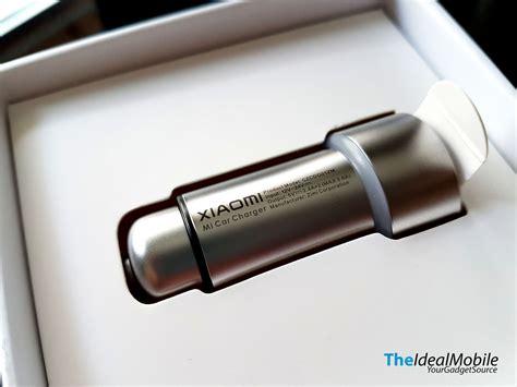 Xiaomi Mi Car Charger Dual Usb Skuami Cuch Bla review xiaomi mi car charger premium metal built in car charger the ideal mobile