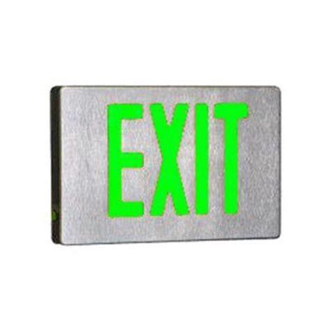 exit lights home depot home depot exit lights images