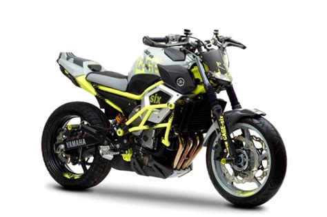 Yamaha Motorrad It by Yamaha Cage Six Modellnews