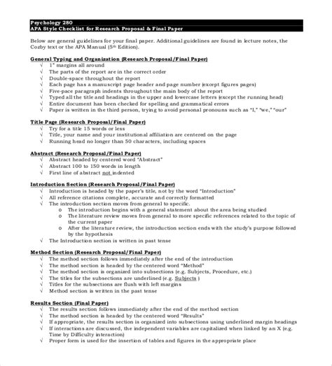 research proposal templates  word