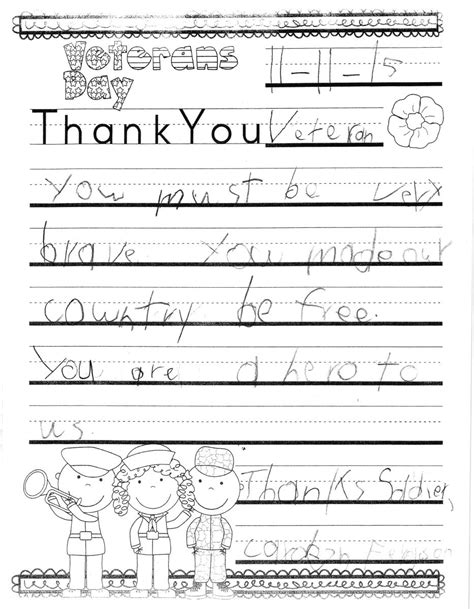 essay sles for elementary students thank you letter to 2nd grade 28 images classroom