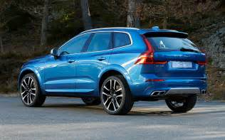 Volvo Vom 2018 Volvo Xc60 Look Review