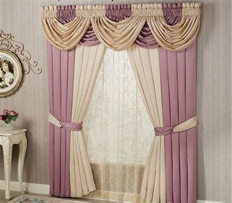 Shower Curtain Bed Bath And Beyond 15 different valance designs home design lover