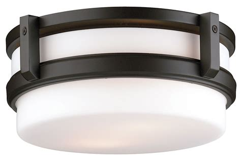Forecast Lighting Fixtures Forecast Lighting F611033 Wrought Iron 2 Light 12 Quot Wide Flush Mount Ceiling Fixture From The
