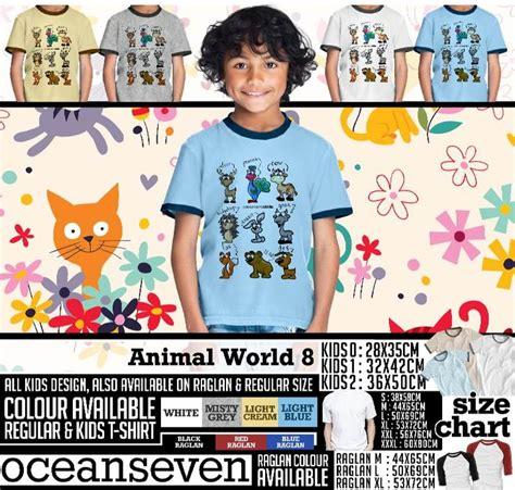 Kaos Line Emoticon Together 12 Oceanseven grosir baju anak tanah abang kaos karakter anak