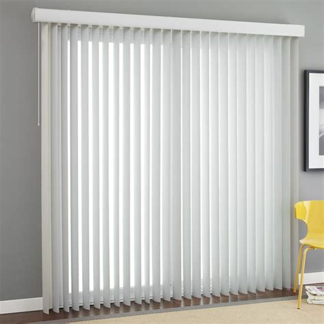 vertical drapes 3 189 quot premium smooth vertical blinds