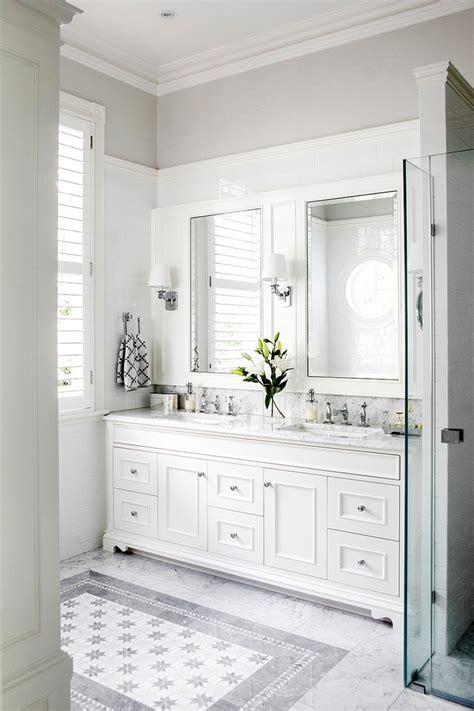 minimalist white bathroom designs  fall  love