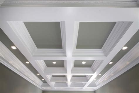 coffer ceilings coffered ceiling systems easy coffered ceiling in a day