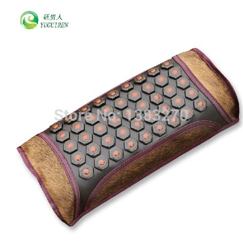 Electric Heated Pillow by 2015 Health Care Products Decavem Jade