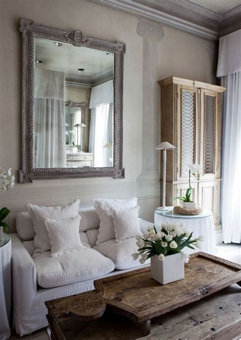 rustic chic living room ideas say quot oui quot to country decor beautiful