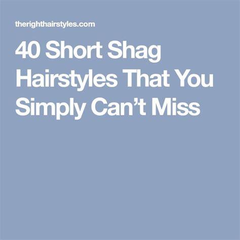 25 short shag hairstyles that you simply cant miss best 25 short shag ideas on pinterest short choppy