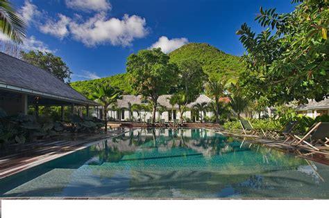 location barthelemy villa de luxe avec piscine