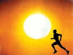 bajo el calor de deja que tu cuerpo se adapte al calor esther morencos