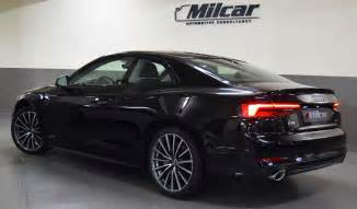 Audi A5 Coup Milcar Automotive Consultancy 187 Audi A5 Coupe 2017