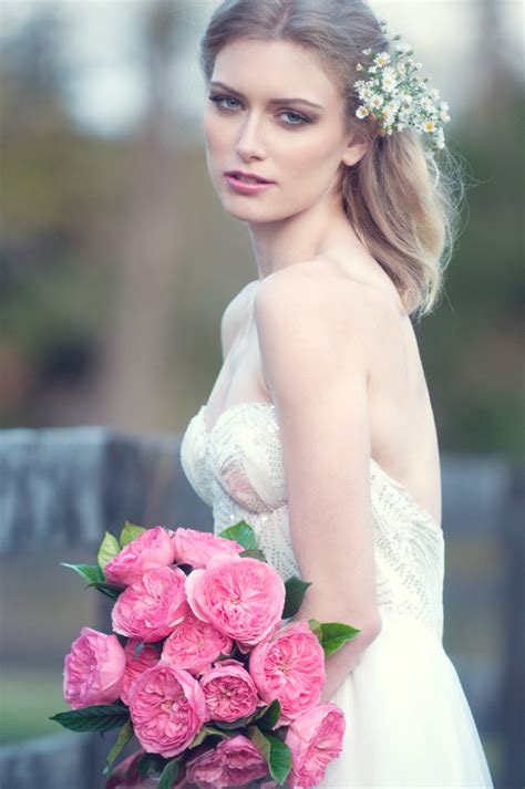 Wedding Hairstyles All by Bohemian Bridal Style All Wedding Hairstyle