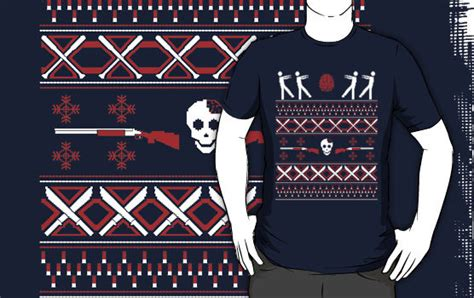 zombie christmas sweater and call of duty sweaters and shirts