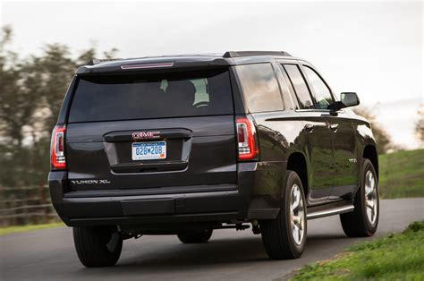 gmc yukon back 2015 gmc yukon xl slt rear photo 8