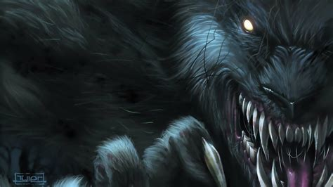wallpaper abyss werewolf 5 grimm fairy tales werewolves hd wallpapers