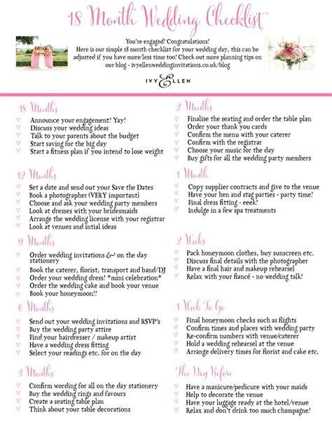 wedding planning checklist free printable wayfaring wanderer boone
