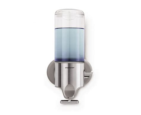 Simplehuman Shower Soap Dispenser by Simplehuman Single Wall Mount Soap