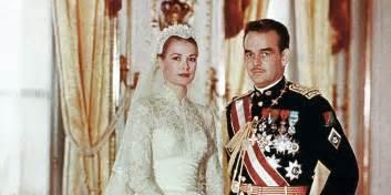grace kelly and prince rainier s 60th wedding anniversary
