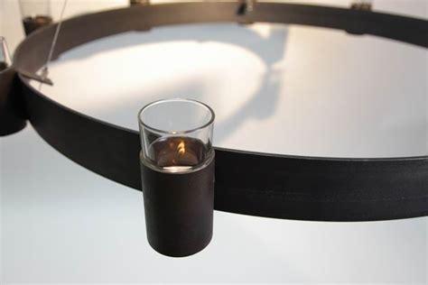 kronleuchter teelichter kronleuchter mit stahlseilaufh 228 ngung 6 flammig