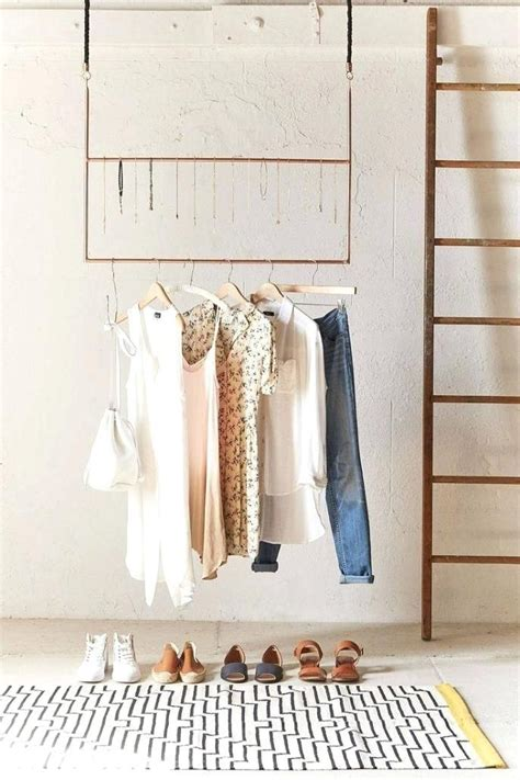 hanging cabinet for clothes best 25 hanging clothes racks ideas on
