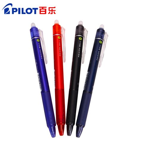 pilot 23ef erasable pen friction press pen 0 5mm in gel