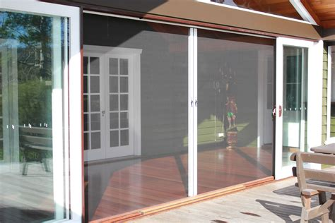 backyard door screen 100 solar shades for patio doors security screens for