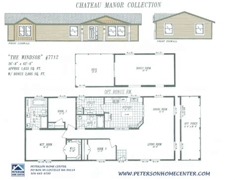 30 pictures marlette floor plans kelsey bass ranch 15147