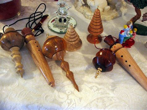 christmas tree ornaments from last year woodturning blog