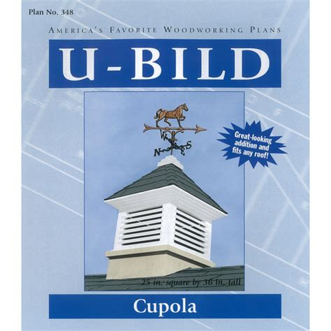 Free Cupola Blueprints wood working projects woodworking plans cupola