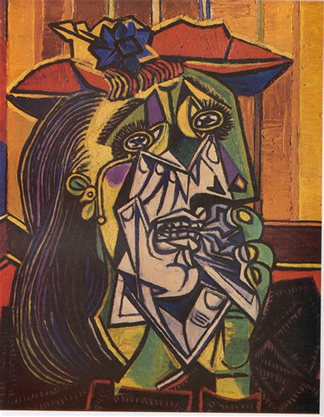 picasso paintings copyright picasso cubism 1937 flickr photo