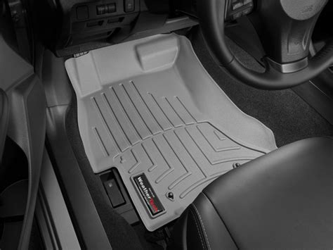 weathertech floorliner for subaru crosstrek 2016 2017