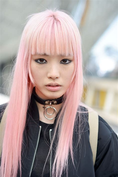 how to get pink color out of hair pastel hair tout jpg