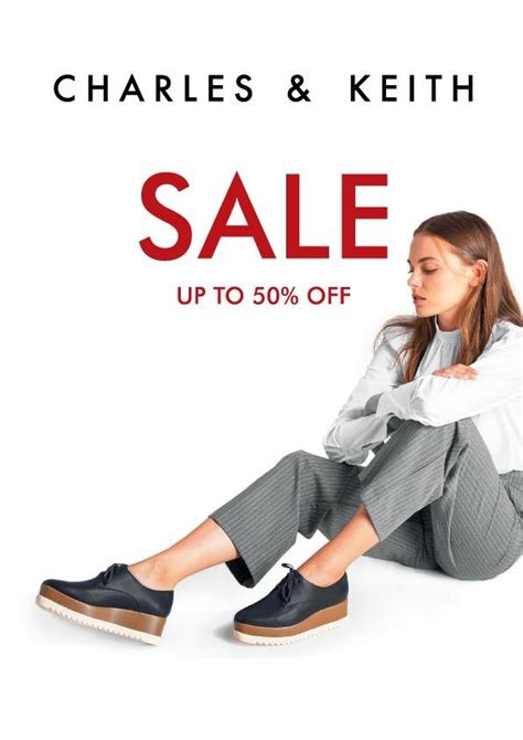 Sale Charleskeith 0848 charles keith year end sale fashion clothing sale in malaysia