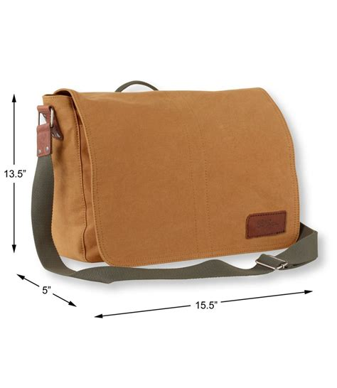 1 Wtc Floor 62 New York 10007 by Canvas Field Messenger Bag Canvas Messenger Bag